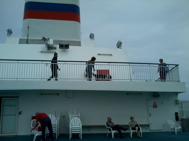 brittany ferries dogs 4