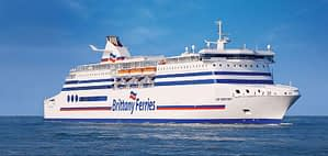 The Cap Finistere Brittany Ferries