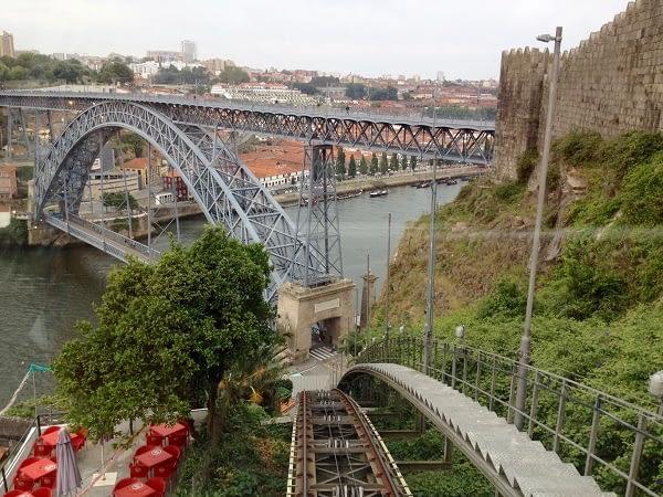 porto tourist two days visit dom luis bridge 4
