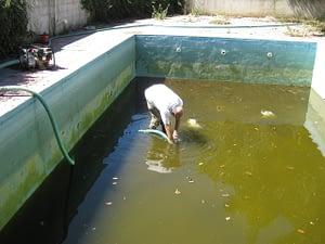 swimming pool in 2013