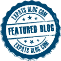 Featured Blog badge from Expats Blog