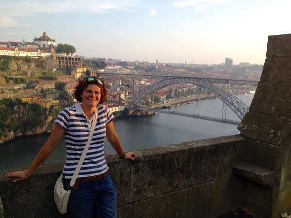 porto tourist cathedrals two days visit dom luis bridge 1