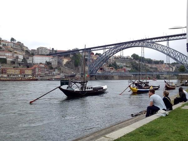 porto tourist two days visit dom luis bridge 3