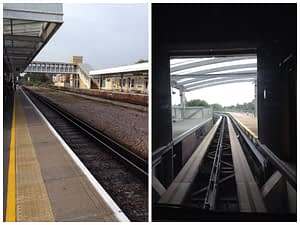 Canterbury Railway Station and Gatwick Airport Shuttle